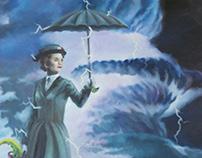 """La venganza de Mary Poppins"""