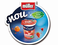 RELAUNCH CREMA YOGURT