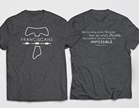 Conventual Franciscan Order T-shirt