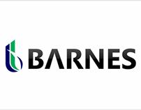 Barnes Logo Çalışması