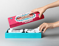 Packaging Design GRANOLA BARS