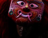 A week long Festival in Nepal