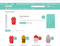 Egestas, Opencart Responsive Fashion Store Theme