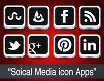 Social Media New Icon Apps