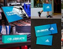 Adidas Holiday Campaign