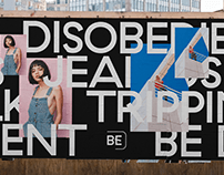Be Disobedient — Identity