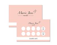 Marie Jane I Branding