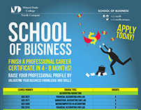 MDC School of Business Poster