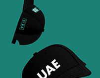 UAE New Caps !