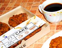 Фитнес печенье FIT-CAKE