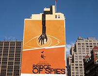 Design / Illustration - Bridge Of Spies Poster