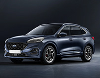 Ford EcoSport ST Line 2022