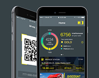 Rodnik Gas Network mobile app