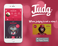 Judg. | iOS/Android game/social app character design