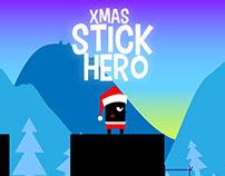 Xmas Stick Hero