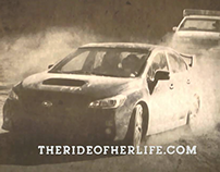 "Subaru: ""The Ride of Her Life"""