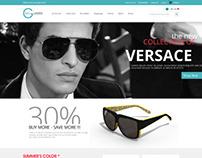 24Columns, Magento Responsive Glasses Shop Theme