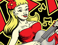ROCK AROUND THE PARK - Rockabilly Weekend