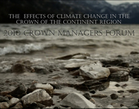 Crown Managers Forum on Climate Change