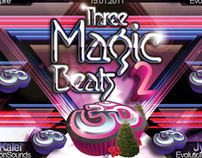 Three Magic Beats