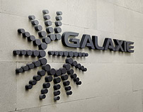 Galaxie LED Lights Branding