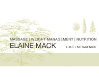 Small Business Promotions: Elaine Mack