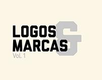 Logos & Marcas vol. 1