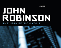 JOHN ROBINSON ALBUM ARTWORK