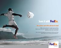 FedEx Express - Internal Sales Poster