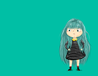 Bluish green