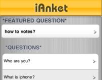 iAnket, iPhone Application