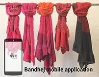 E-commerce Shopping Application For Bandhej