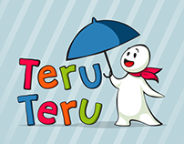 Teru Teru // Branding and Mobile Application Concept