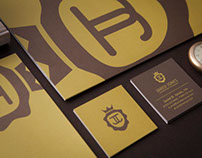 Jared Jones Brand Identity