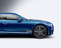 Bentley Continental GT Configurator