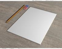 Sketchpad Rendering Mockup