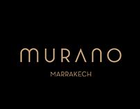 Murano Hotel — Rebranding