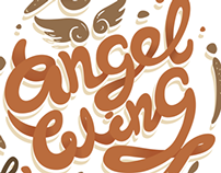 Angel Wing Bakery Logo