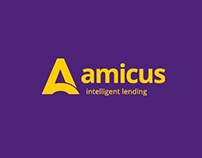 Amicus Brand Identity