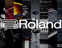 Roland@Music fair Frankfurt am Main | Germany