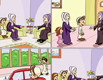""" JANNAH "" children's magazine- JORDAN"