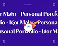 Igor Mahr — Portfolio
