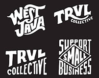 TRVL Collective Logo and Trip