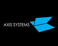 Corporate Identity Design for AXIS SYSTEMS