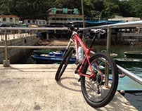 Hong Kong Mountain Biking