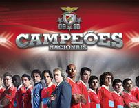 Benfica Campeões Nacionais 2009-10