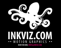 Motion Graphics Reel 2010 - INKVIZ