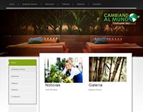 Sitio Web - Cambiando al Mundo