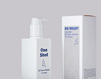 Be Ready Branding&Packaging_White
