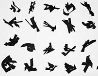 Paper-cut Type
